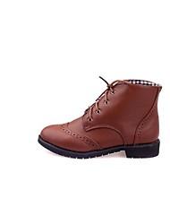 Frauen Flache Heel Ankle Boots (weitere Farben)