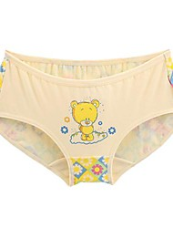 Langsha®Girl's Cute Teddy Bear Cotton Underwear