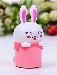 Coway Ambient Light Rabbit Small Night Lamp Energy Saving LED Induction Lamp