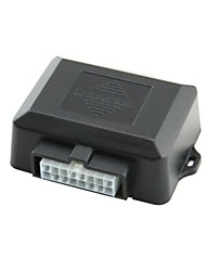 Car Security Power Window Closer for 4 Windows Roll Up Closer Module Automatically Closed - Black