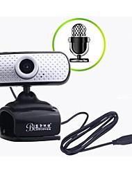 12 Megapixel Noite portátil Visão Luzes Webcams