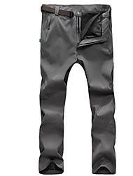 DGD Herren Soft Shell Wasserdicht Winddicht Keep Warm Outdoor-Kampfhose