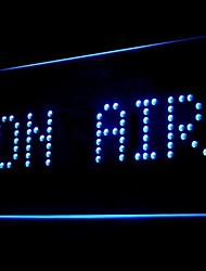 Air Studio Music Advertising LED Light Sign