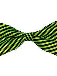 Man's Fashion Double Colors Streak Bow Tie(More Colors)