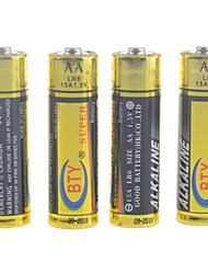15A 1.5V AA batterij (4 stuks)