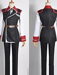 inspirada por trajes cosplay valvrave haruto tokishima