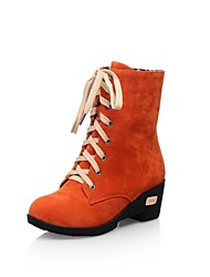 Women's Chunky Heel Fashion Boots  Ankle Boots (More Colors)