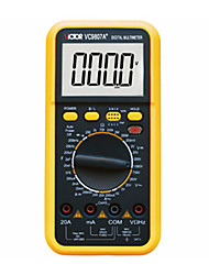 VICTOR VC9807A+ Digital MultiMeter Large LCD AC/DC Freq Tester Meter