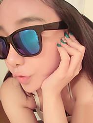 Reflective Sunglasses Fashion Polarized Sunglasses Yurt(Random Color)