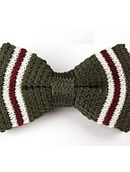 Men Party/Work/Casual Bow Tie , Knitwear