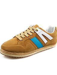 tacco piatto sneakers moda maschile comodità con i pattini lace-up (più colori)