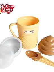 Homemade Ice CreamCup Magic(Random Color)