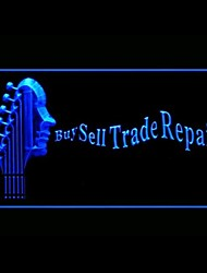 Buy Sell Trade Repair Advertising LED Light Sign