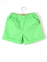 Women's Blue/Pink/Red/White/Green/Purple/Beige Shorts Pants , Sexy/Beach/Casual/Cute/Party