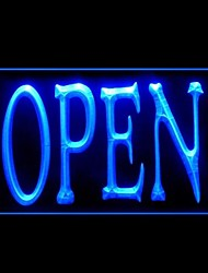 Open Farm Market Advertising LED Light Sign