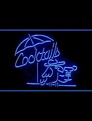 cocktails papagaio bar publicidade levou sinal de luz