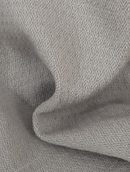 "TWOPAGES® Modern Solid Linen Jacquard Fabric Width=55"" (140 cm)"