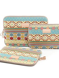 Bohemian Computer Bag Notebook Sleeve Case for iPad MacBook 10 inch 11 inch 12 inch Laptop Bags