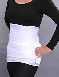 Women's Breathable Antibacterial Bamboo Fiber Gauze Abdomen Belt Bondage Belt