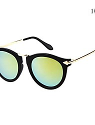 Large Frame Sunglasses(Assorted Color)