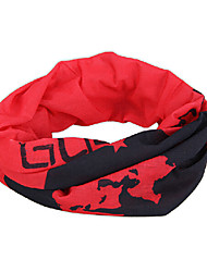 Bandana Bike Cycling,IFire Polyester Quick Dry Cycling Head Scarf (Random Color)