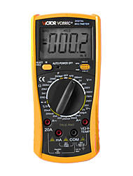 VICTOR VC890C+ AC DC Voltmeter Ohmmeter Ammeter 3 1/2 Digital Multimeter