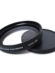 Zomei® Ultra Slim Multi-Coated AGC Optical Glass 0.45x Wide Angle Lens - 52mm