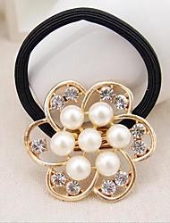 Lucky Doll Women's Elegant  Pearl Headbands