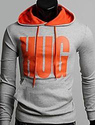 casuale hoodie di sport degli uomini