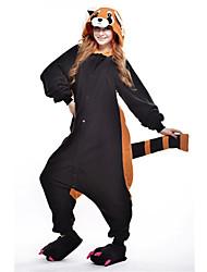 Nova Cosplay Racoon Polar Adulto Kigurumi Pajama
