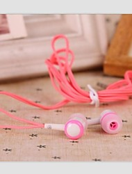X7-auriculaires stéréo Noise Music écouteur Annulation pour iPod/iPad/iPhone/MP3/MP4