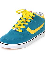 tacco piatto scarpe da tennis delle donne di modo di comfort con scarpe stringate (più colori)