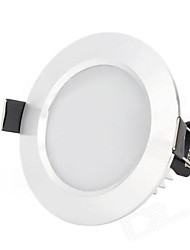 cnlight Lâmpada de Teto Decorativa 3 W 200 LM 5000-6000 K Branco Frio 10 LED Integrado AC 220-240 V Encaixe Embutido