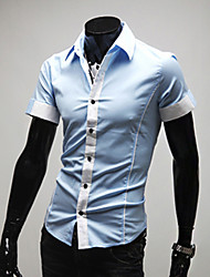 Z&S Popular New Style Casual Short Sleeve Shirt