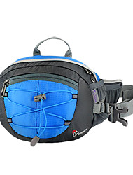 tergal montagne 8l bleu respirabilité vélo taille sac de coffre de sac renforcé en plein air