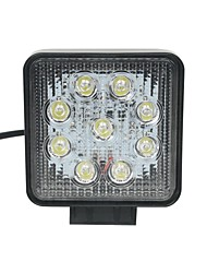 27W Spot-9-Epistar LED Light Bar Offroad-Auto-LED Light Bar Platz Arbeitsleuchte