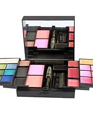 23 Palette de Fard à Paupières Sec / Mat / Lueur / Matériel Fard à paupières palette Poudre Grand Maquillage de Fée / Maquillage Quotidien
