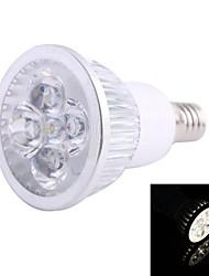 lámpara de luz blanca cálida LED (AC 85 ~ 265v) e14 5w