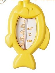 Yellow Fish Waterproof Baby Safety Bath Thermometer