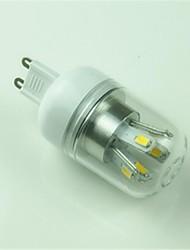 5W G9 LED лампы типа Корн T 10 SMD 5730 400 lm Тёплый белый Декоративная AC 85-265 V