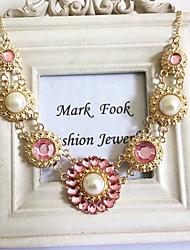 Pearl Necklace Lien de femmes Amour pur