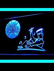 DJ Развлечения Реклама светодиодные Вход