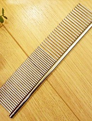 Stainless Steel Grooming Comb for Dogs
