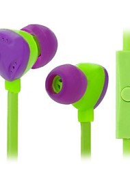 KEEKA In-Ear Earphone with Microphone