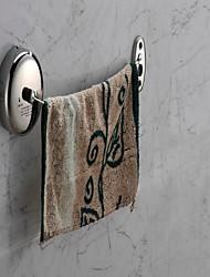 Chrom-Finish Edelstahl Material Retractable Handtuchring, 0 bis 2 Meter