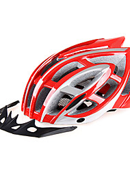Others Unisex Mountain / Road Bike helmet 28 Vents Cycling Cycling / Mountain Cycling / Road Cycling PC / EPS Red / Others / Silver