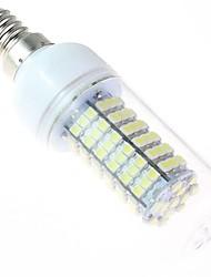 ampoule blanc conduit e14 6w 120smd3528 5500-6500k 220v