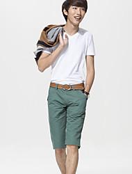 Kajie Повседневный 1/2 длина коротких штанишках
