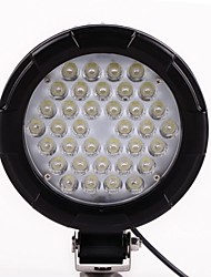"Liancheng® 7"" 108W 9~32V High Brightness LED Work Light for Off-road,UTV,ATV"