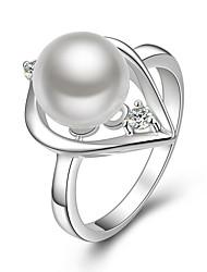 Venta Meles anillo caliente de la perla